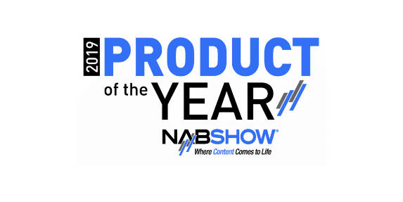 NAB Product of the Year 2019 Award Winner