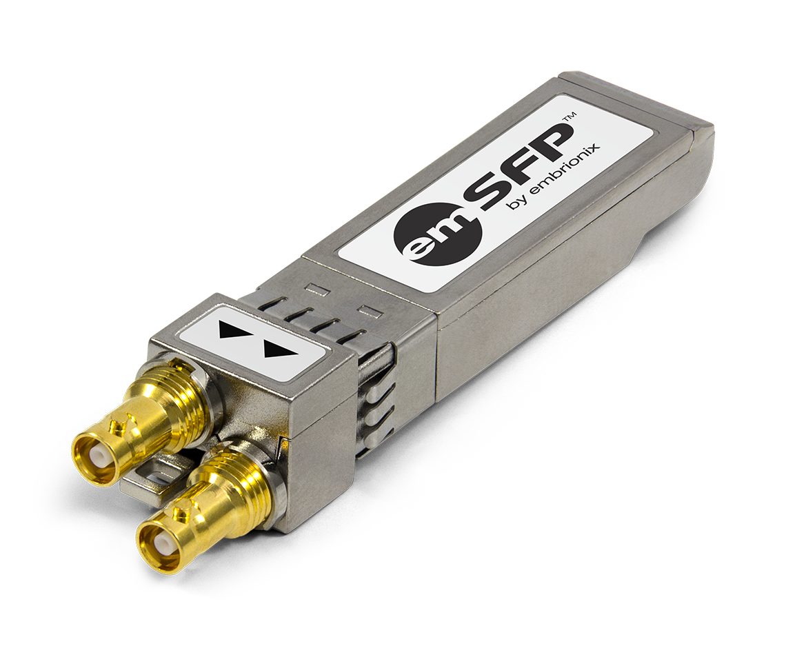 2110 emSFP IP Quad split - (SDI)
